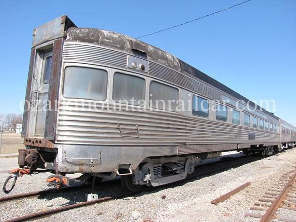 Seaboard Coast Line Observation Car#775004
