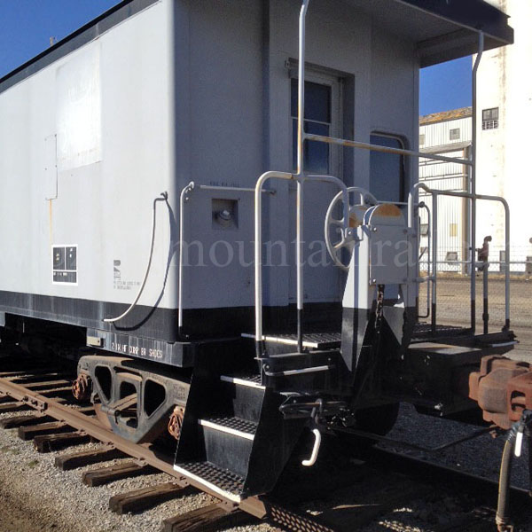 Southern Pacific Caboose #55 REDUCED