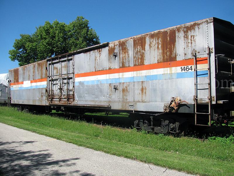 Amtrak MHC Car #1464