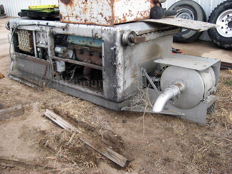 50 KW Detroit Diesel Generator