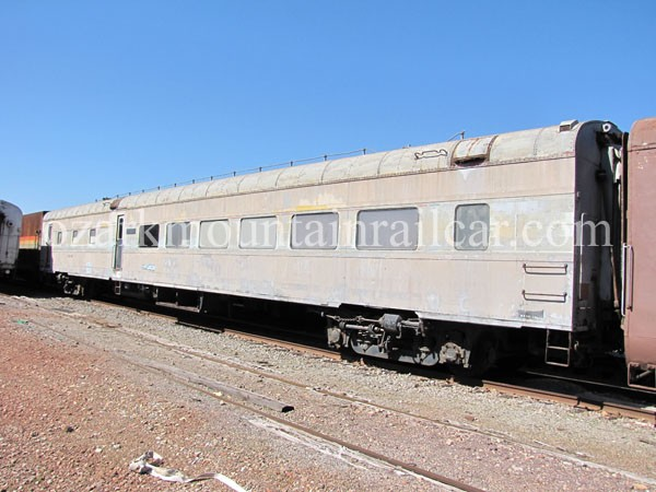 Union Pacific Diner #4811