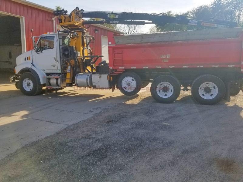 2007 Sterling Hy Rail Dump Truck w/Magnet