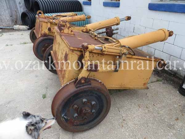 Industrial Hy Rail Gear REDUCED