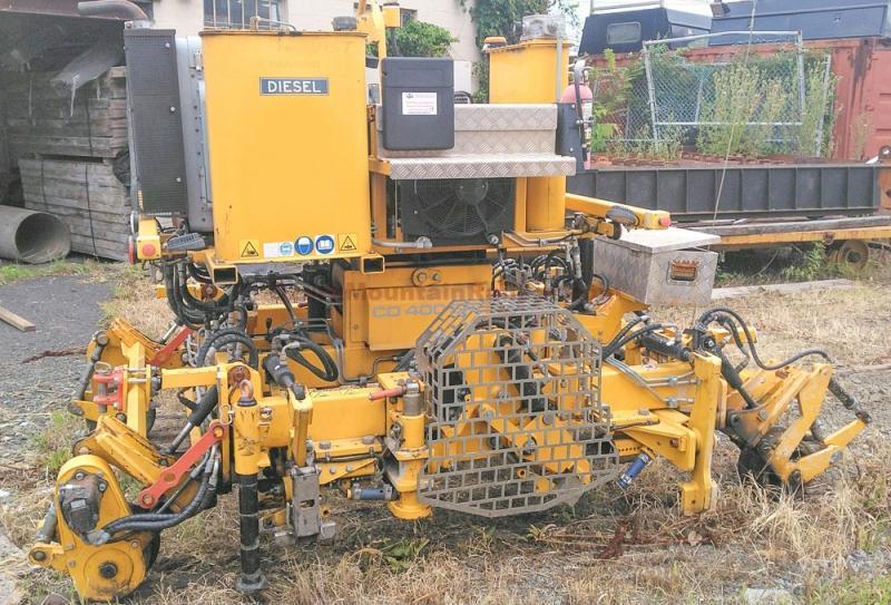 Roenqvist CD400 Clip Machine