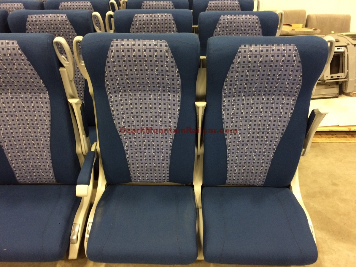 Single Coach Seats NEW OLD STOCK
