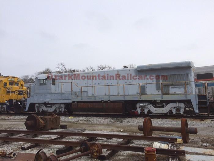 General Electric B23-7 Locomotive #4218