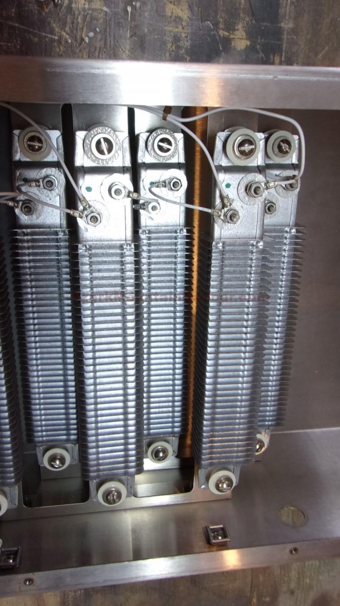 Caloritech Cab/Vestibule Heater
