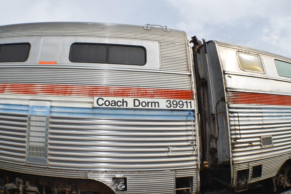 Santa Fe Hylevel Coach/Dorm/Transition Car #39911