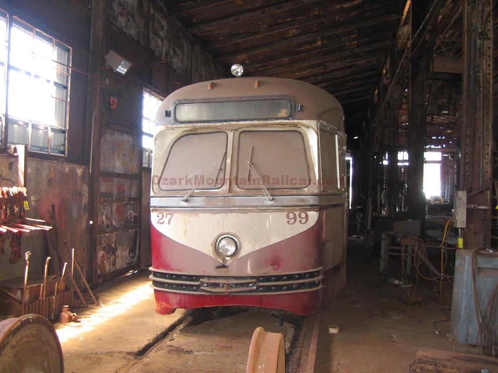 PCC Trolley Car #2799