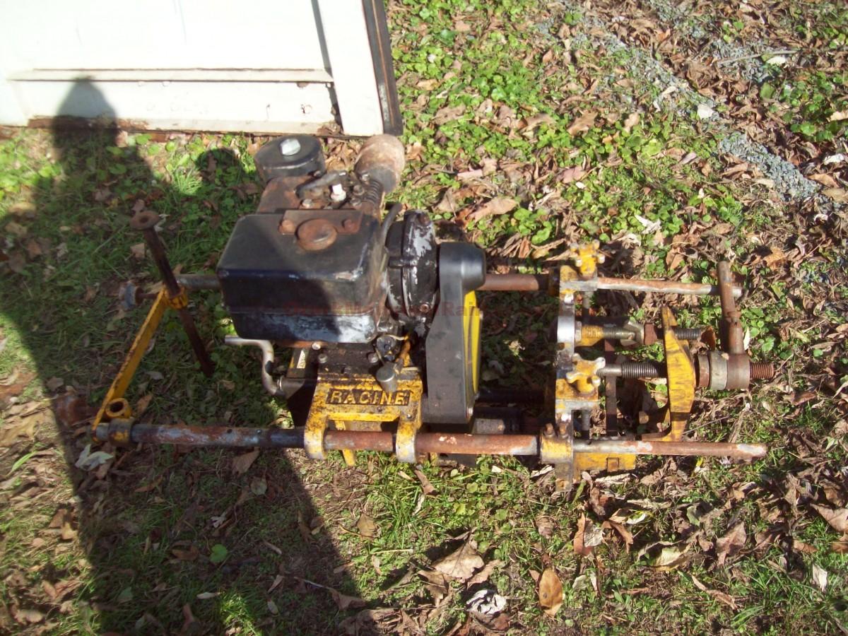 Racine Rail Drill