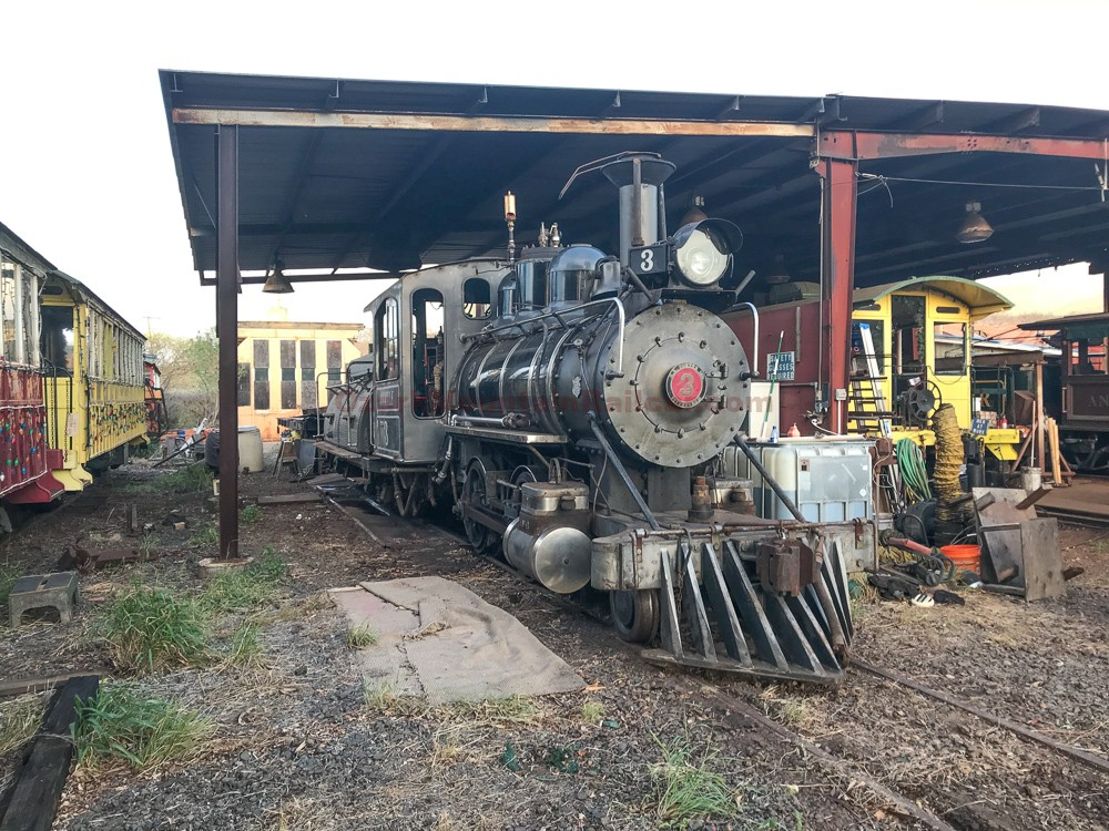Porter Steam Locomotive #3