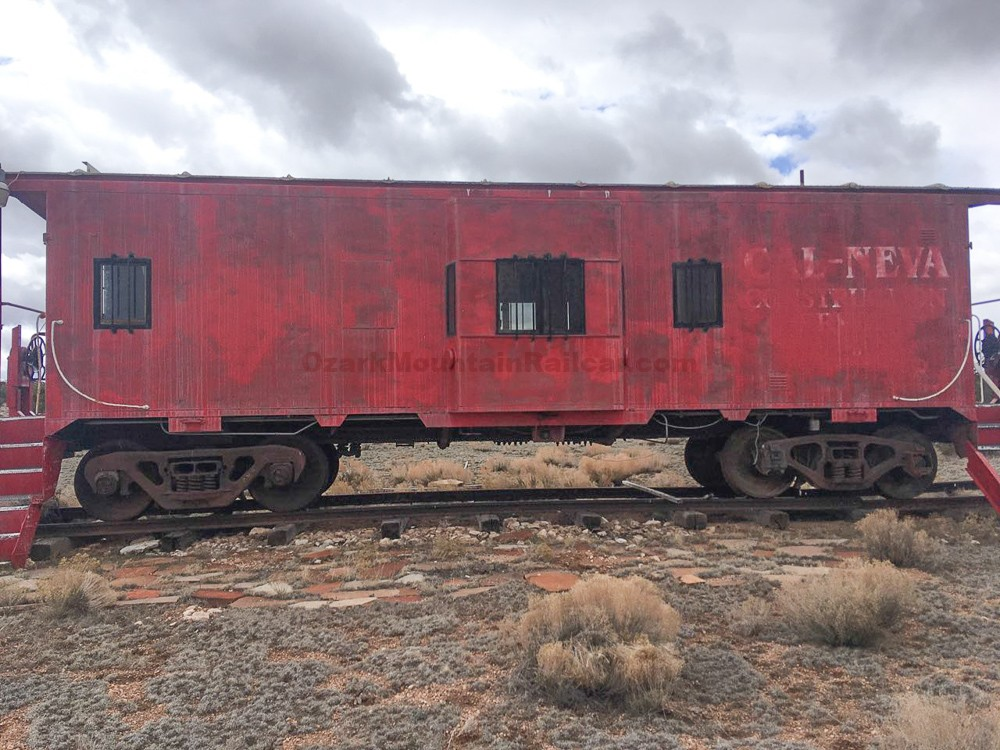 Western Pacific Bay Window Caboose
