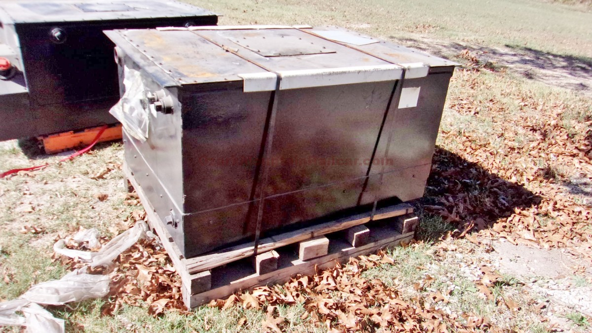 Microphor Processing Tank