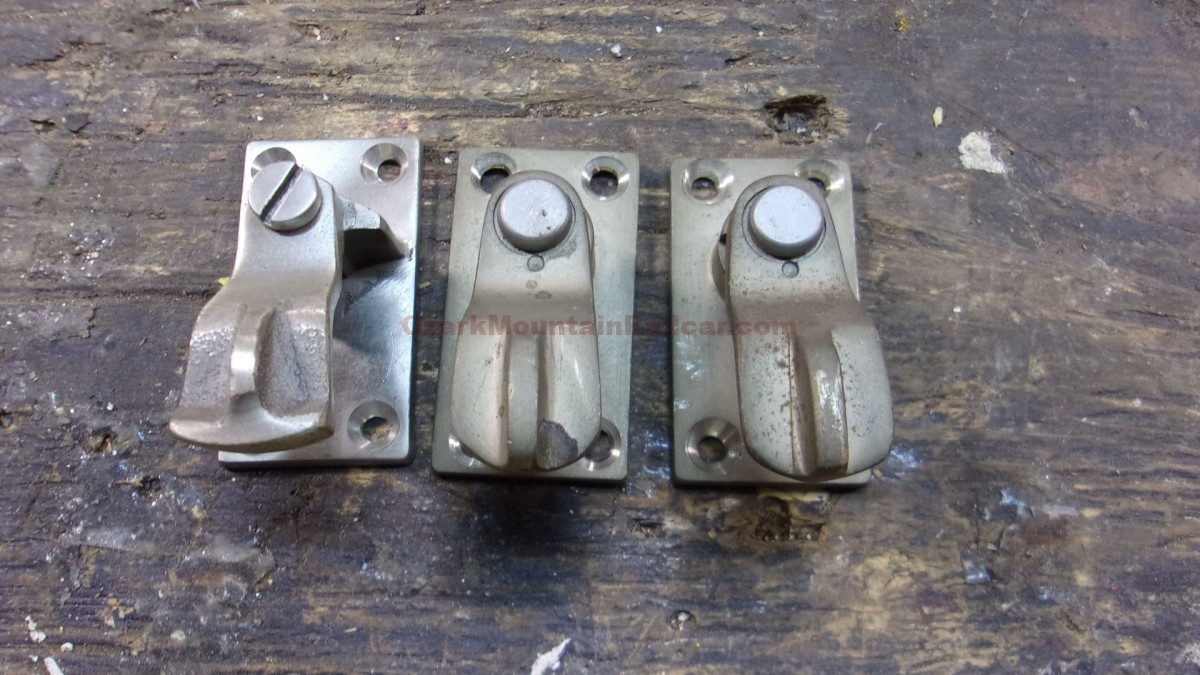 Roomette Door Locks (1 lot of 3)