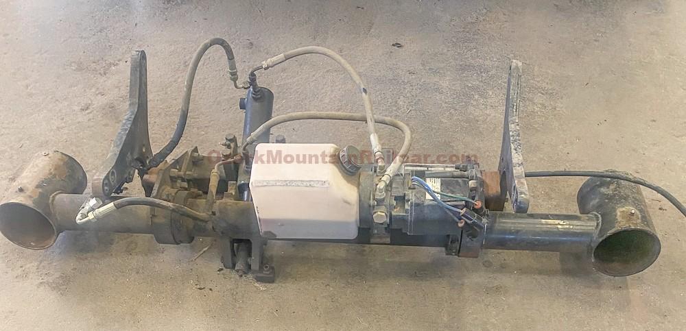 Harsco 1500C Hy Rail Gear Mounts