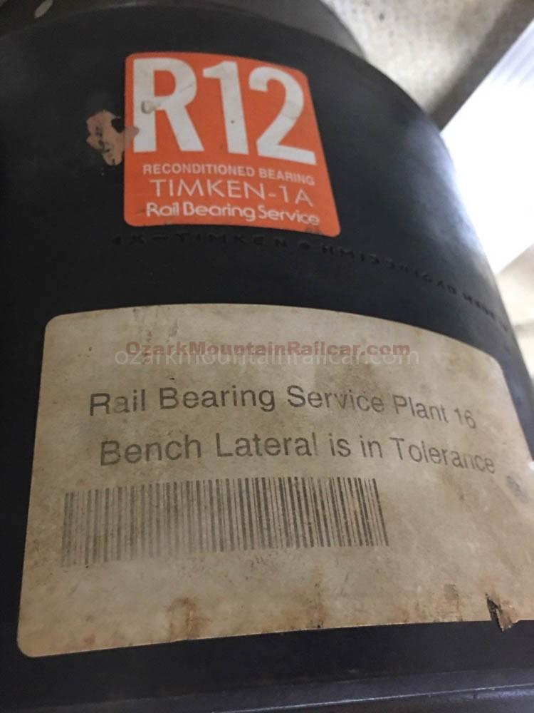 Timken 6 5 x 12 Passenger Car Bearings (1 lot of 12) – Ozark